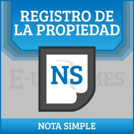 Nota Simple - Información Registral online