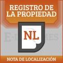 Nota de Localización Registral
