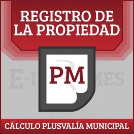 Calculo Plusvalía Municipal online