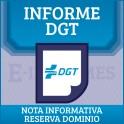 Nota informativa Reserva de Dominio online